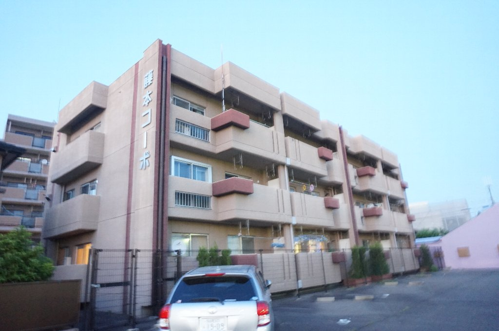 愛知県名古屋市東区、矢田駅徒歩3分の築37年 3階建の賃貸マンション