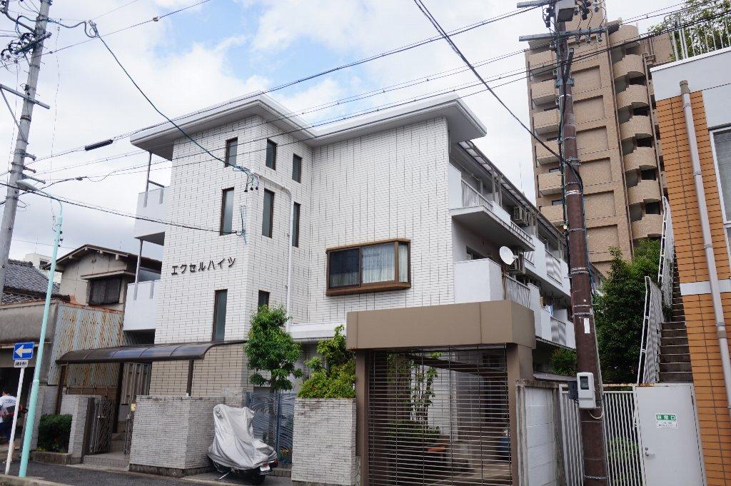 愛知県名古屋市千種区、千種駅徒歩3分の築29年 3階建の賃貸マンション