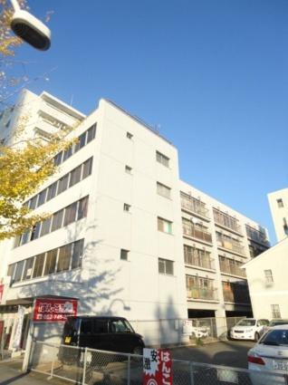愛知県名古屋市昭和区、今池駅徒歩16分の築42年 5階建の賃貸マンション