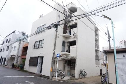 愛知県名古屋市千種区、今池駅徒歩11分の築46年 4階建の賃貸マンション