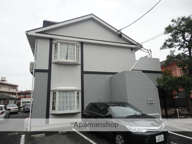 愛知県名古屋市千種区、本山駅徒歩9分の築21年 2階建の賃貸アパート