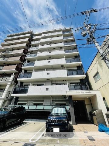 愛知県名古屋市千種区、本山駅徒歩5分の築1年 8階建の賃貸マンション