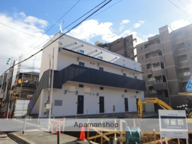 愛知県名古屋市千種区、今池駅徒歩17分の築1年 2階建の賃貸アパート