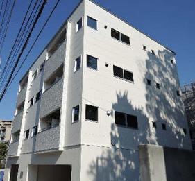愛知県名古屋市千種区、本山駅徒歩8分の築1年 3階建の賃貸アパート