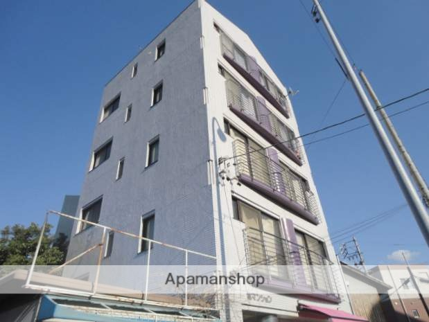 愛知県名古屋市千種区、今池駅徒歩14分の築29年 5階建の賃貸マンション