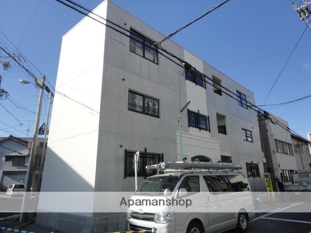 愛知県名古屋市千種区、今池駅徒歩18分の築1年 3階建の賃貸マンション