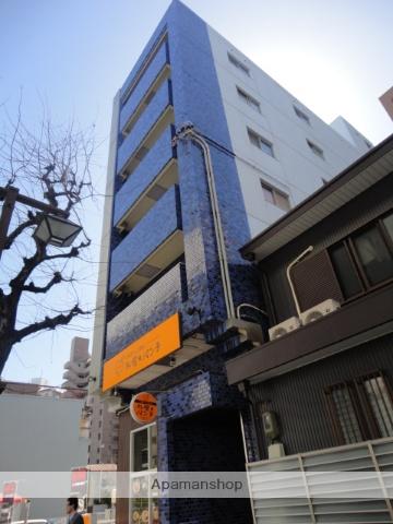 愛知県名古屋市東区、栄町駅徒歩7分の築34年 6階建の賃貸マンション