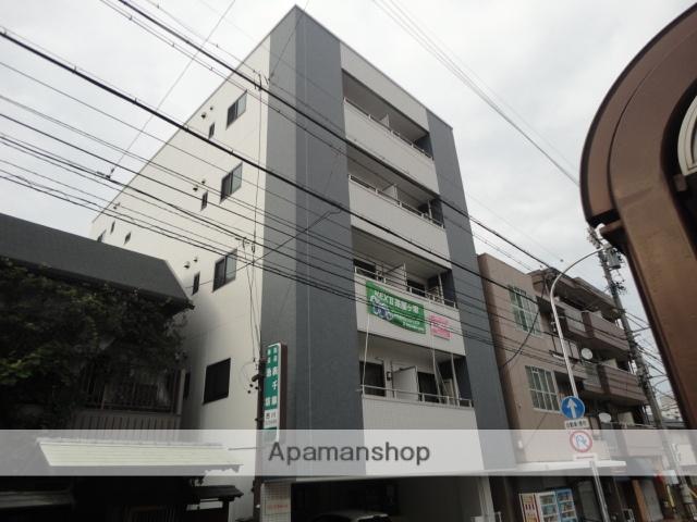 愛知県名古屋市千種区、自由ヶ丘駅徒歩16分の築1年 5階建の賃貸アパート