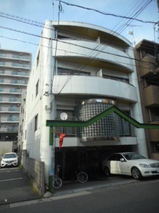 愛知県名古屋市千種区、今池駅徒歩11分の築28年 4階建の賃貸マンション