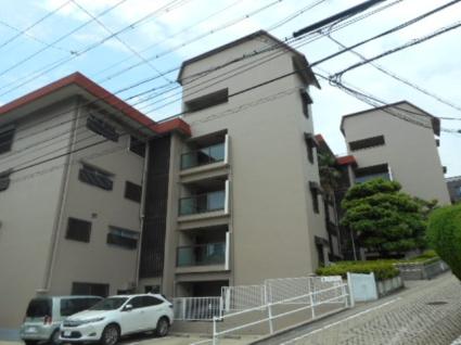 愛知県名古屋市千種区、本山駅徒歩11分の築43年 2階建の賃貸マンション