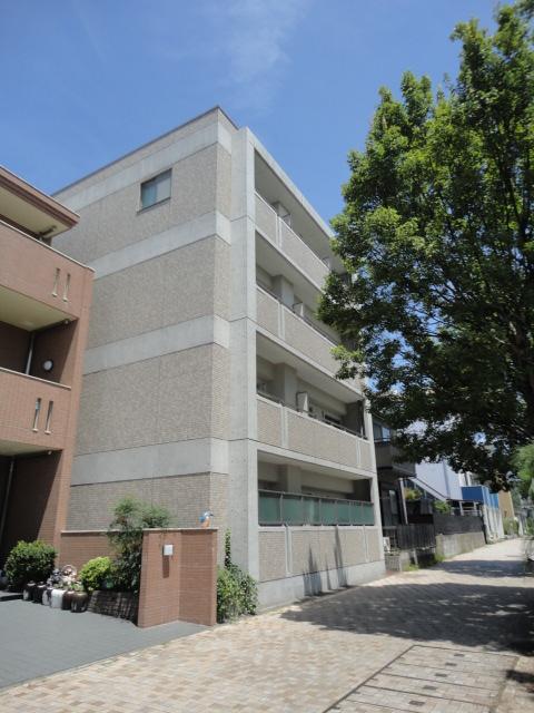 愛知県名古屋市千種区、今池駅徒歩17分の築8年 4階建の賃貸マンション
