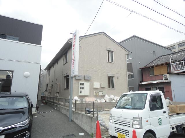 愛知県名古屋市昭和区、鶴舞駅徒歩20分の新築 2階建の賃貸アパート