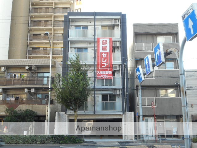 愛知県名古屋市東区、尼ヶ坂駅徒歩17分の築1年 5階建の賃貸マンション
