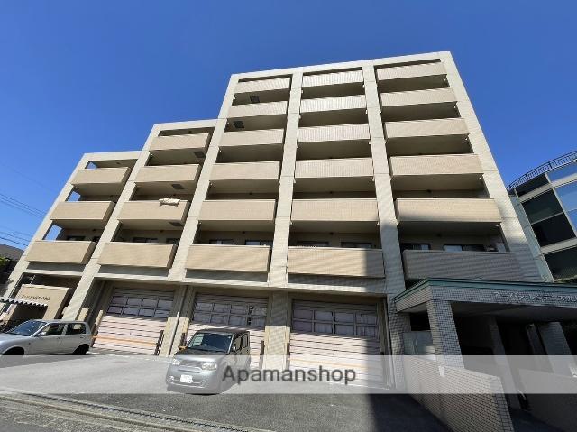 愛知県名古屋市千種区、千種駅徒歩17分の築20年 7階建の賃貸マンション