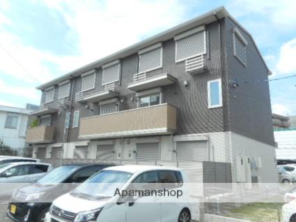 愛知県名古屋市東区、大曽根駅徒歩13分の築1年 3階建の賃貸アパート