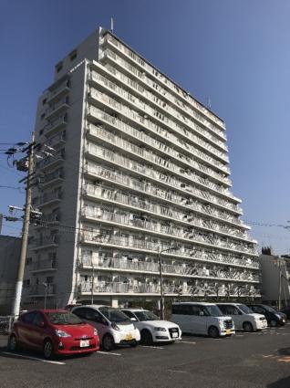 愛知県名古屋市昭和区、川名駅徒歩11分の築31年 15階建の賃貸マンション