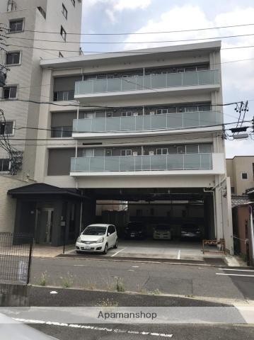 愛知県名古屋市千種区、千種駅徒歩16分の築45年 4階建の賃貸マンション
