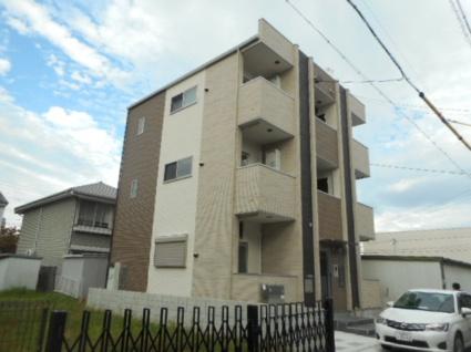 愛知県名古屋市千種区、今池駅徒歩12分の築1年 3階建の賃貸アパート