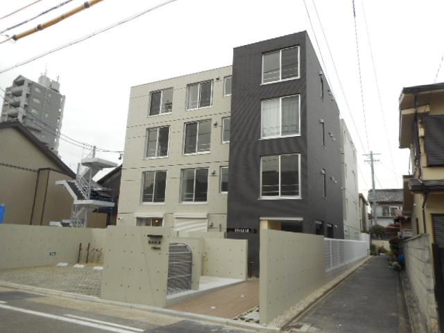 愛知県名古屋市昭和区、川名駅徒歩18分の築1年 4階建の賃貸マンション