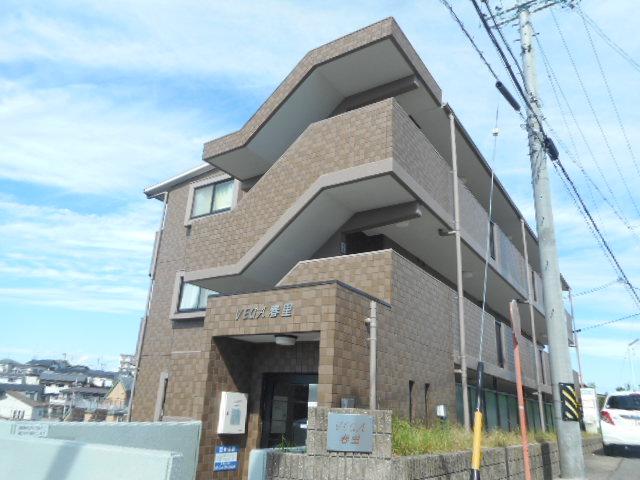 愛知県名古屋市千種区、覚王山駅徒歩17分の築17年 3階建の賃貸マンション