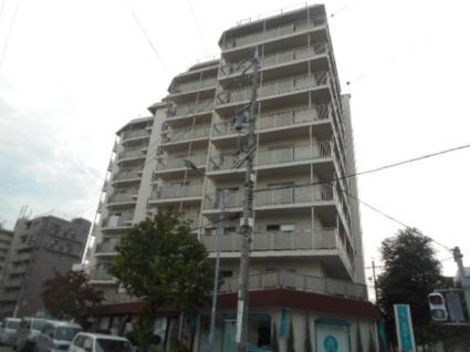 愛知県名古屋市東区、森下駅徒歩5分の築43年 10階建の賃貸マンション