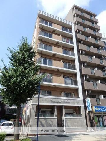 愛知県名古屋市中区、新栄町駅徒歩9分の新築 7階建の賃貸マンション