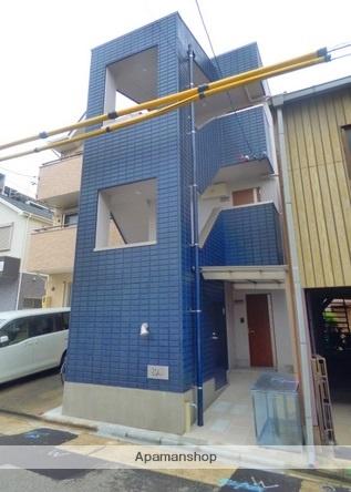 愛知県名古屋市昭和区、川名駅徒歩17分の新築 3階建の賃貸アパート