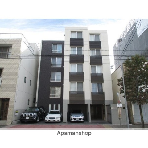 愛知県名古屋市千種区、今池駅徒歩9分の新築 5階建の賃貸マンション