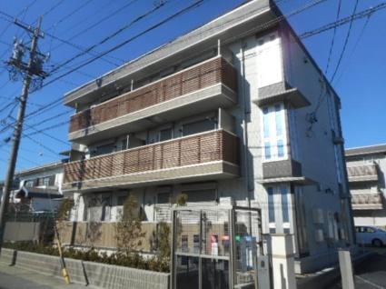 愛知県名古屋市昭和区、八事日赤駅徒歩11分の新築 3階建の賃貸アパート