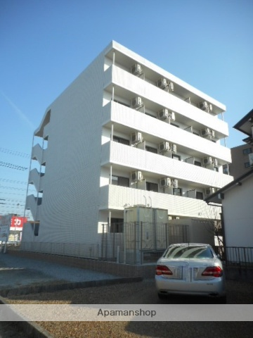 愛知県名古屋市守山区、喜多山駅徒歩16分の新築 5階建の賃貸マンション