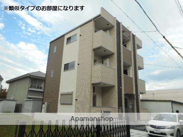 愛知県名古屋市昭和区、川名駅徒歩12分の新築 3階建の賃貸アパート