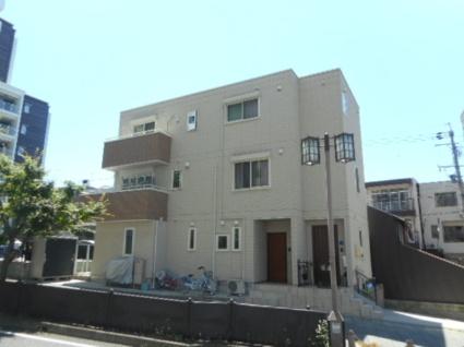 愛知県名古屋市東区、東大手駅徒歩8分の築1年 3階建の賃貸アパート