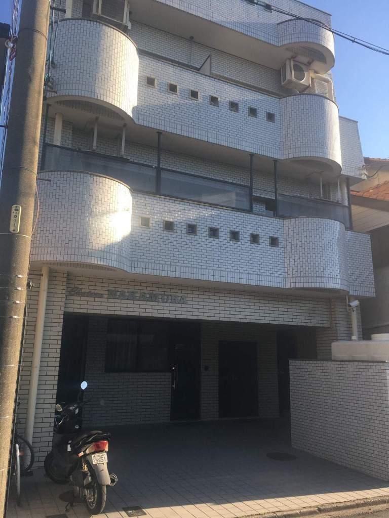愛知県名古屋市千種区、池下駅徒歩19分の築30年 4階建の賃貸マンション