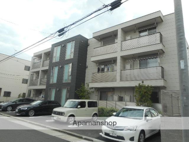愛知県名古屋市千種区、鶴舞駅徒歩16分の築1年 3階建の賃貸アパート