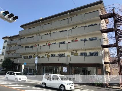 愛知県名古屋市守山区、新守山駅徒歩7分の築28年 5階建の賃貸マンション