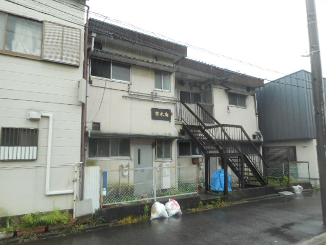 愛知県名古屋市千種区、千種駅徒歩18分の築46年 2階建の賃貸アパート