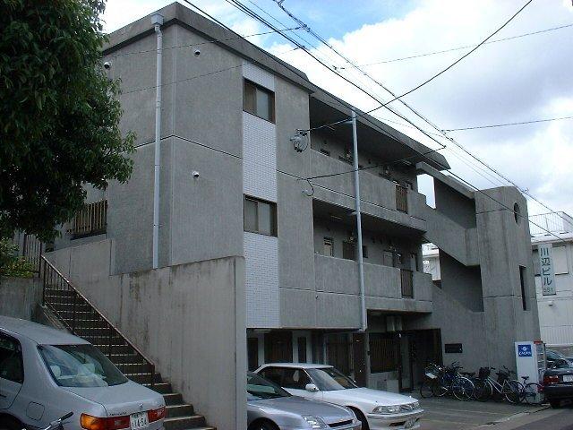 愛知県名古屋市千種区、本山駅徒歩9分の築31年 3階建の賃貸マンション