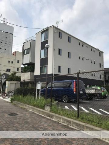 愛知県名古屋市千種区、今池駅徒歩13分の新築 4階建の賃貸アパート