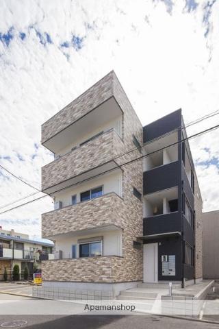 愛知県名古屋市東区、矢田駅徒歩8分の新築 3階建の賃貸アパート