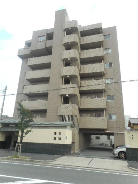 愛知県名古屋市東区、千種駅徒歩12分の築15年 7階建の賃貸マンション