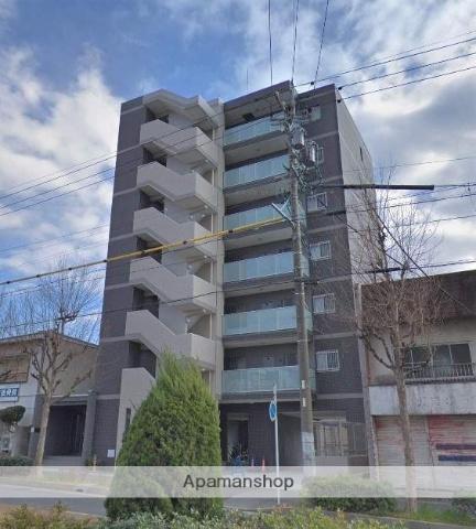 愛知県名古屋市千種区、小幡駅徒歩25分の新築 7階建の賃貸マンション