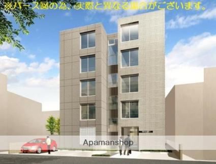 愛知県名古屋市昭和区、川名駅徒歩18分の新築 5階建の賃貸マンション