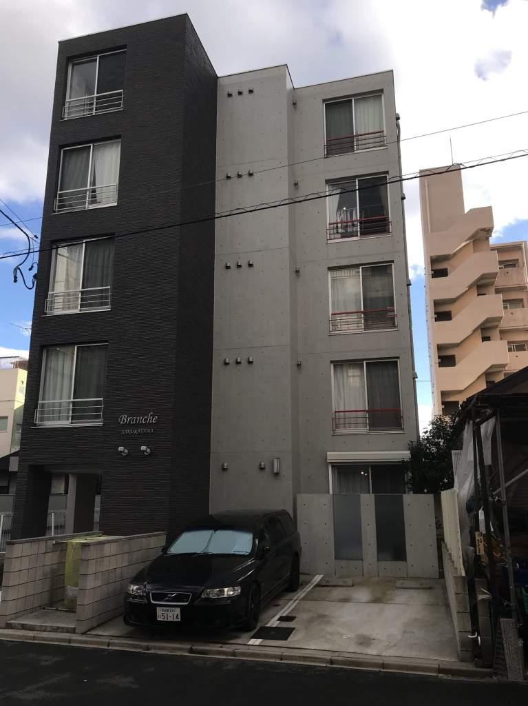 愛知県名古屋市瑞穂区、桜山駅徒歩3分の築2年 5階建の賃貸マンション