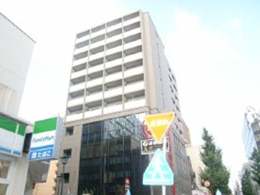愛知県名古屋市中区、伏見駅徒歩5分の築7年 11階建の賃貸マンション
