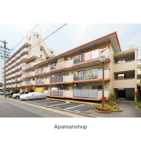 愛知県名古屋市千種区、池下駅徒歩13分の築27年 7階建の賃貸マンション