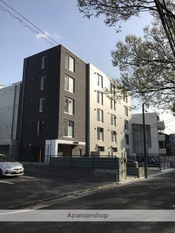 愛知県名古屋市千種区、今池駅徒歩17分の新築 5階建の賃貸マンション