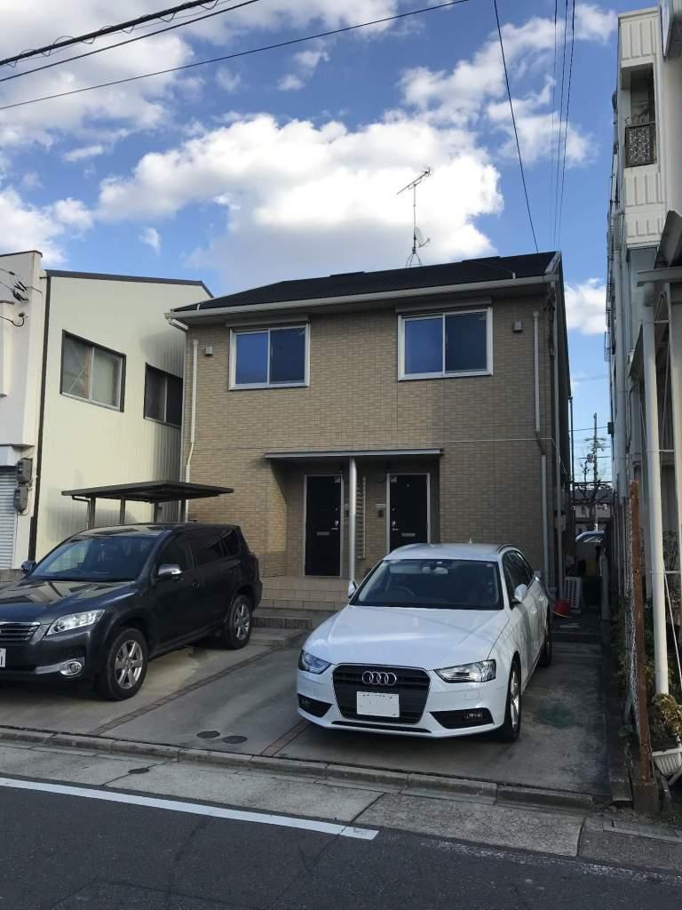 愛知県名古屋市千種区、池下駅徒歩17分の築5年 2階建の賃貸アパート