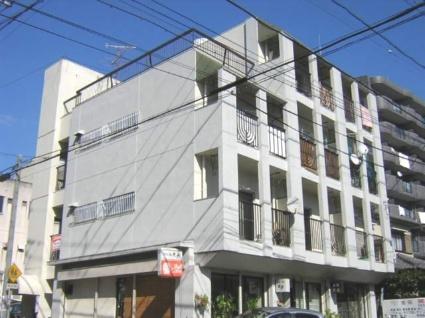 愛知県名古屋市北区、平安通駅徒歩5分の築42年 4階建の賃貸マンション