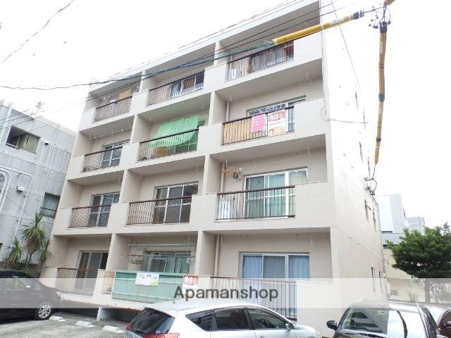 愛知県名古屋市千種区、今池駅徒歩11分の築42年 4階建の賃貸マンション
