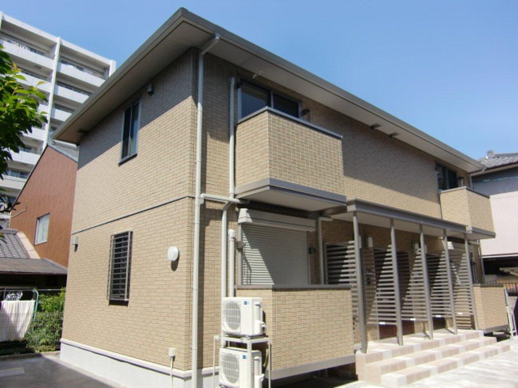 愛知県名古屋市昭和区、荒畑駅徒歩9分の築7年 2階建の賃貸アパート